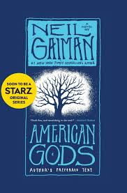american gods Shelves bookstore